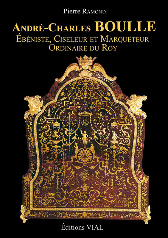 André-Charles Boulle - couverture
