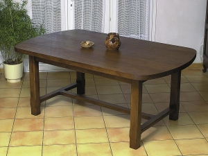 "Grande table ""rustique"""