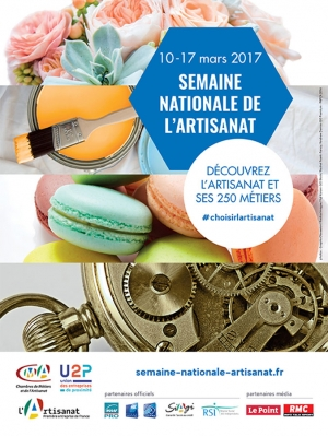 Semaine nationale de l'artisanat