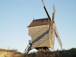 Le moulin de Dosches
